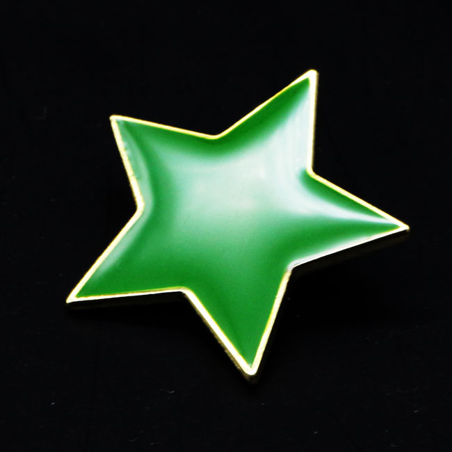 star button badge